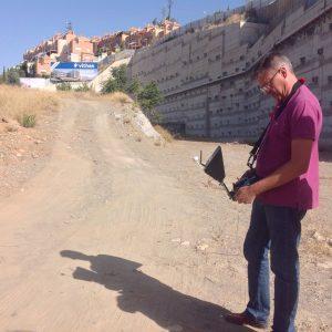Drone Construccion Topografia Ferrovial 1