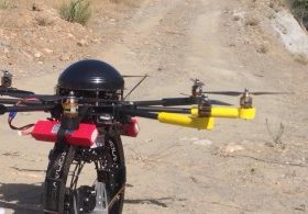 Drone Construccion Topografia Ferrovial