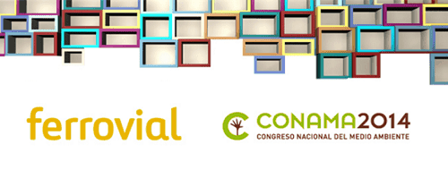 CONAMA Ferrovial 2014