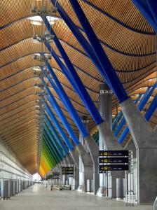 Terminal-4-Aeropuerto-Madrid-Barajas- Adolfo-Suarez-Ferrovial