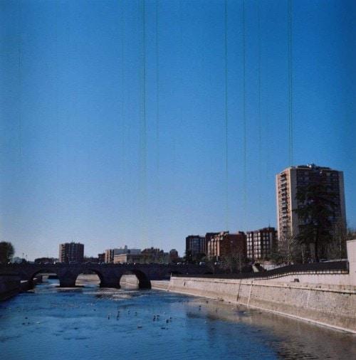 Gonzalo Hergueta - foto madrid taller PRENDE ferrovial lomography