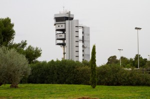 Ferrovial Blog - torre de control del aeropuerto de Alicante