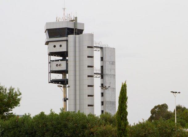 Ferrovial blog- control tower of the airport of Alicante FerroNast unit