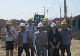Grupo voluntariado RSC Ferrovial