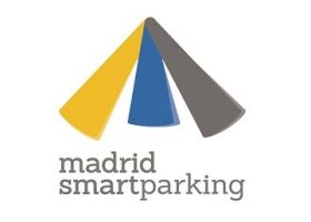 logo madrid smart parking project