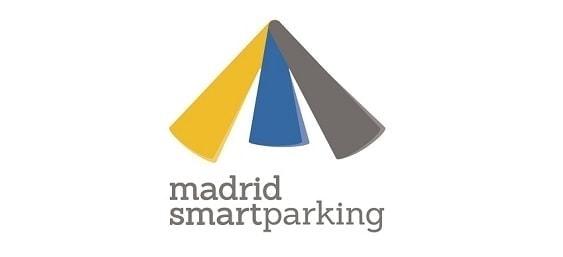 logo madrid smart parking project