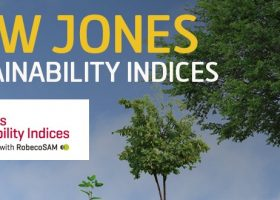 Ferrovial for 14 consecutive years in the Dow Jones index