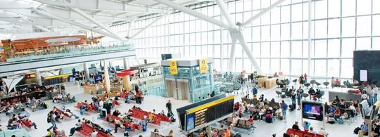 Heathrow T5A Departure