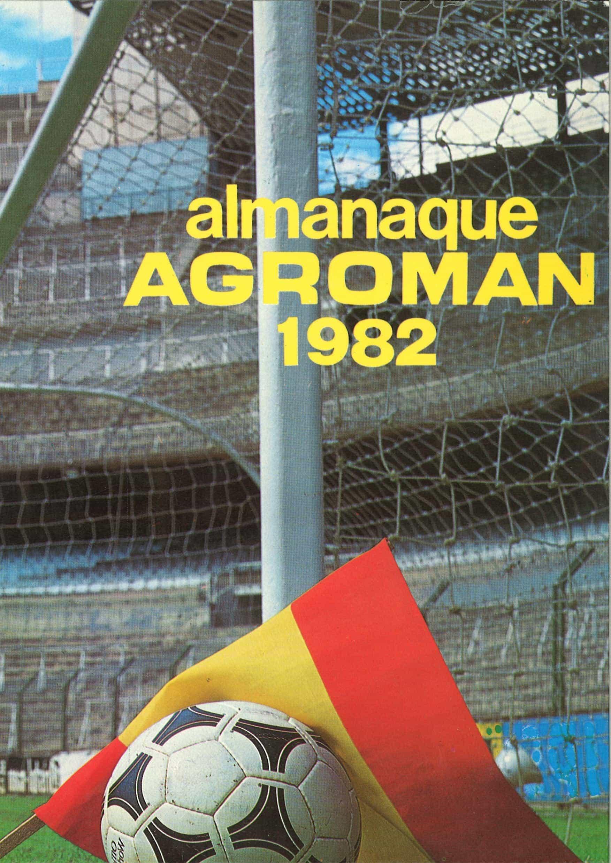 almanaque agroman 1982