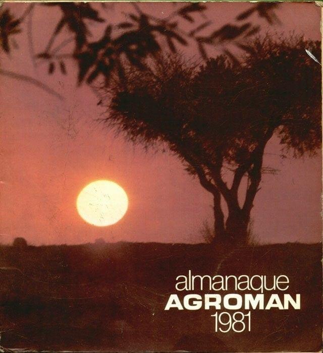 almanaque agroman 1981