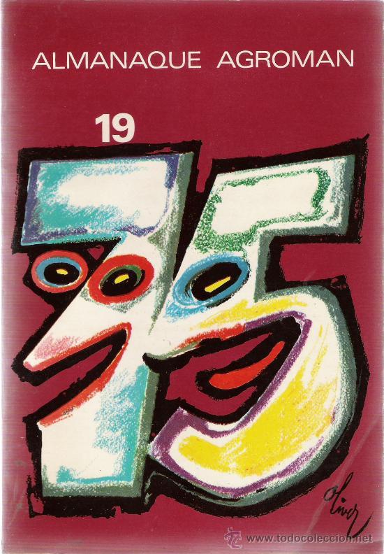 almanaque agroman 1975