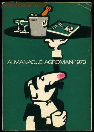 almanaque agroman 1973