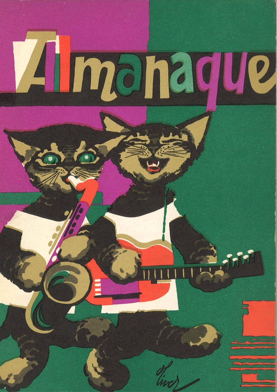 almanaque agroman 1965