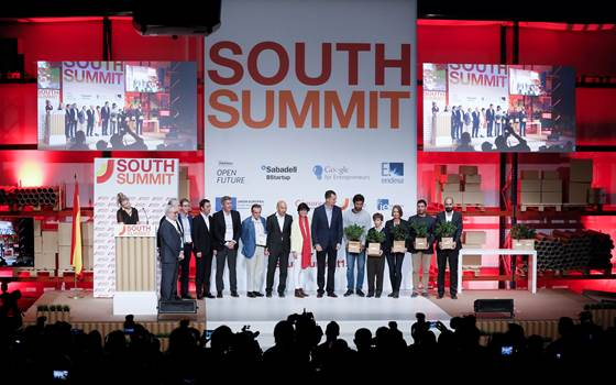 Plactherm ganador del South Summit 2015 Madrid