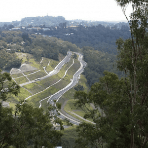 Landscape surrounding the Toowoomba highway in Australia taken by @mark_gallery