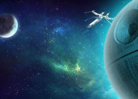 Find out how to build the Death Star, Star Wars, by Ferrovial