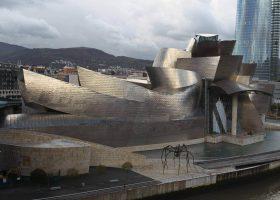 Guggneheim Museum in Bilbao