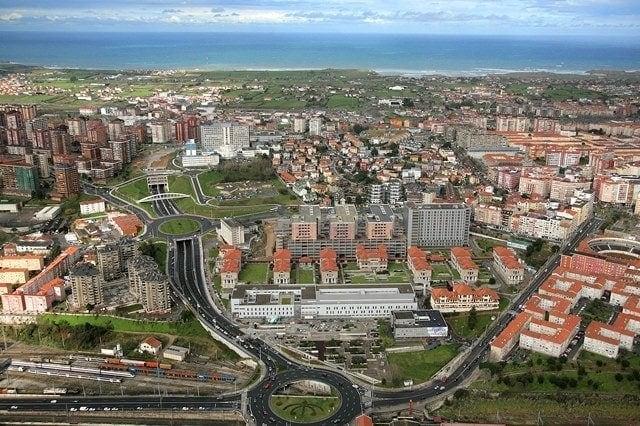Hospital de Valdecilla en Santander