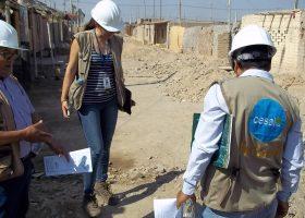 Ferrovial y CESAL proyecto infraestructuras solidarias