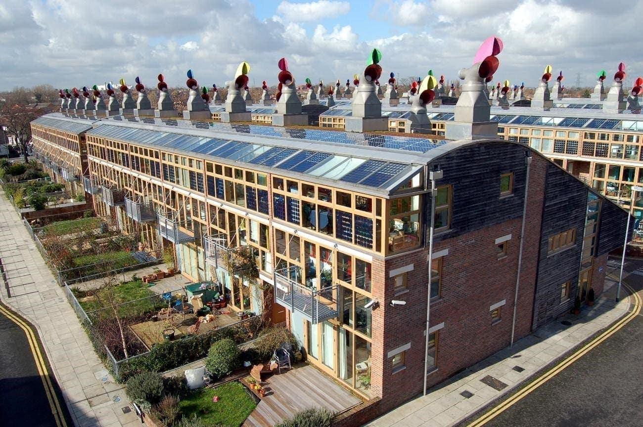 Beddington zero energy development