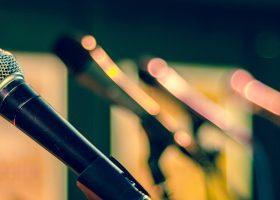 microfono cosas que hacer para hablar en público