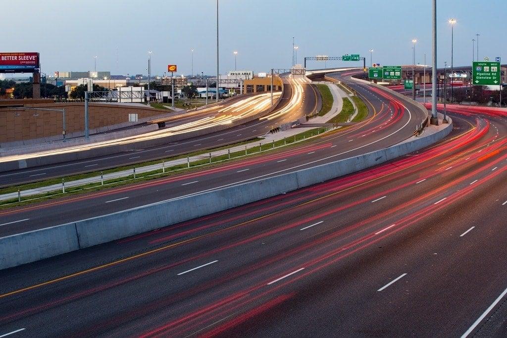 autopista north tarrant express en Texas por Ferrovial