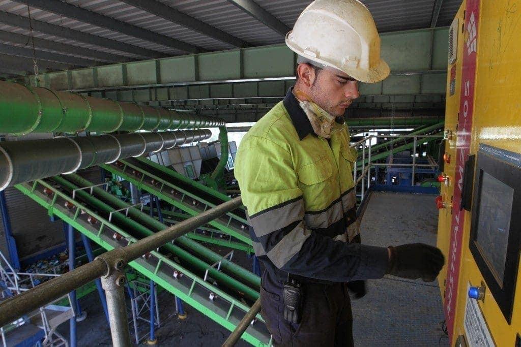 international graduate programme planta tratamiento waste recovery