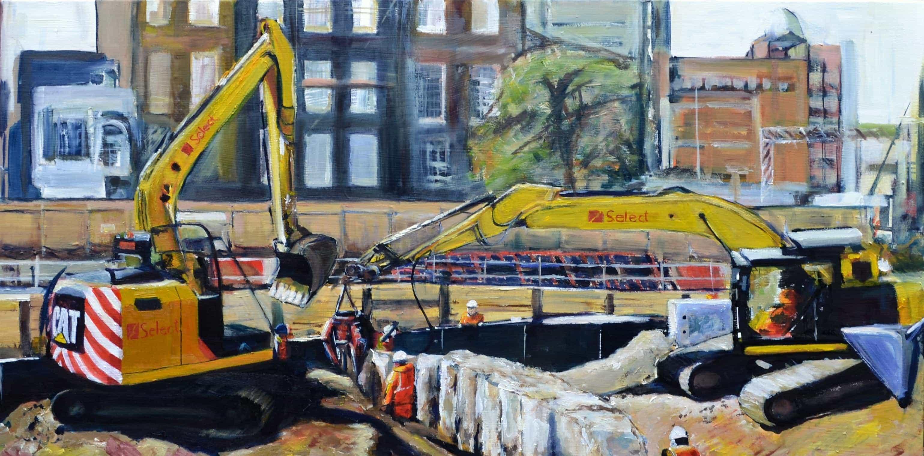 Urban Landscape, Expansion by Tom Cox