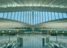 Nueva Terminal Aeropuerto Sondika. Bilbao
