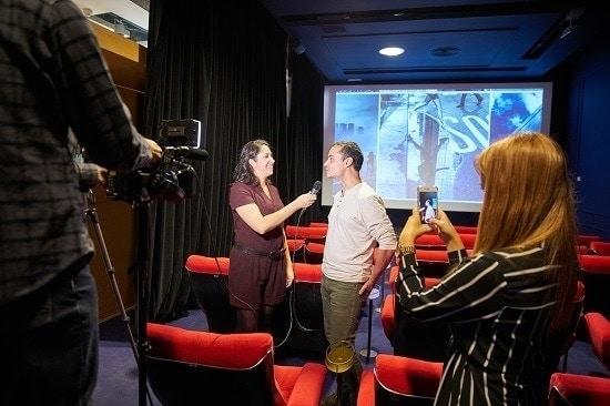Una entrevista con el ganador