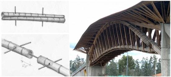 Puente de Bogota canas unidas
