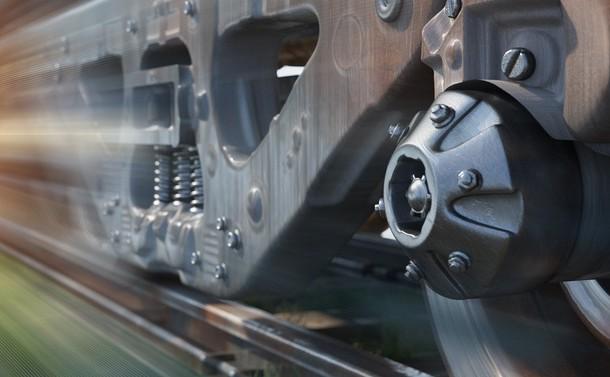 Highspeed train- Ferrovial