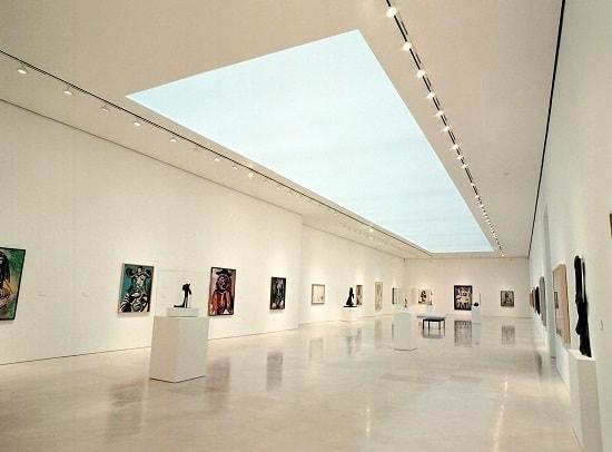 The Picasso Museum in Malaga