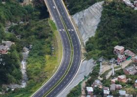carrera 80 autopista en colombia