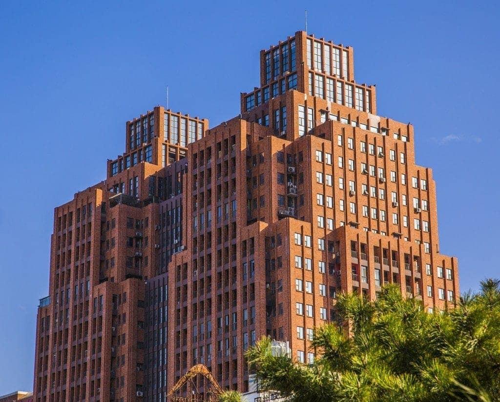 edificio alto ciudades verticales