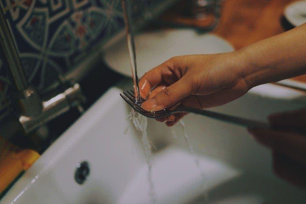 World Water Day- tap running water