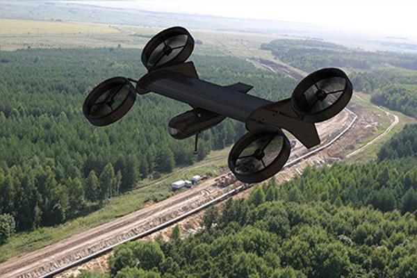 Asset inspection amey drones