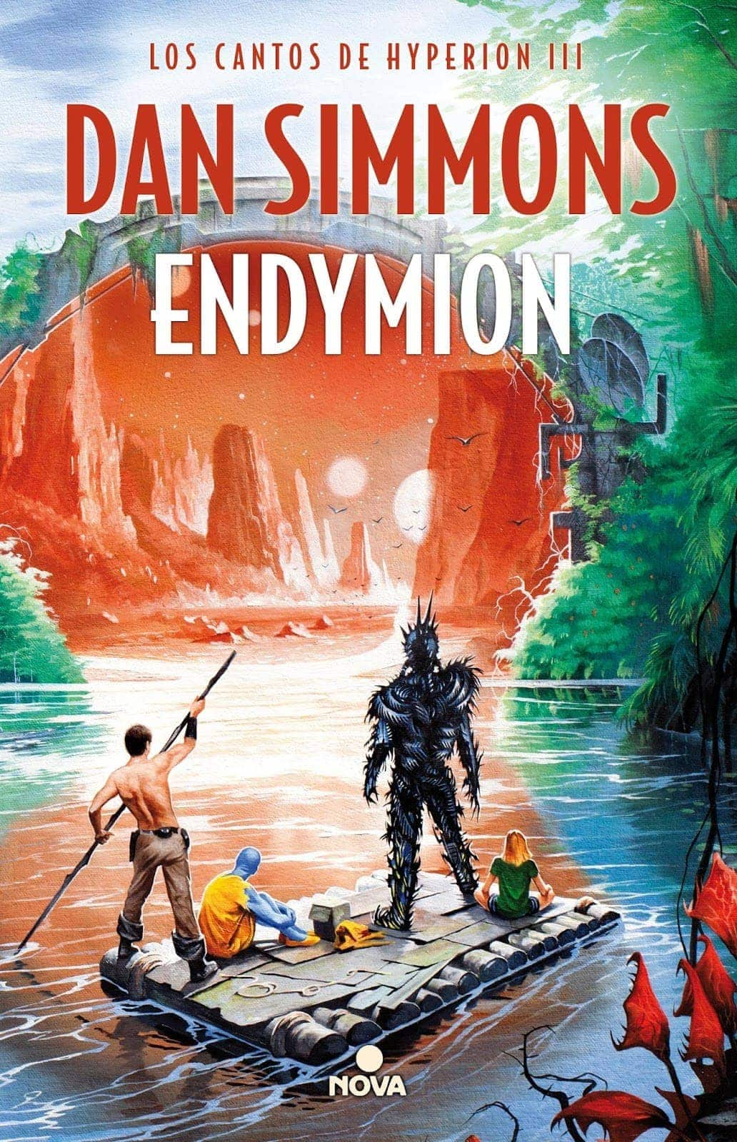 books about roads dan simmons endymion