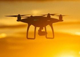 los usos de los drones ferrovial