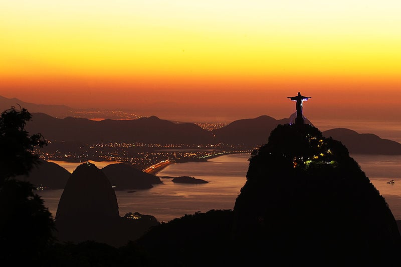 amanecer en sao paulo brazil
