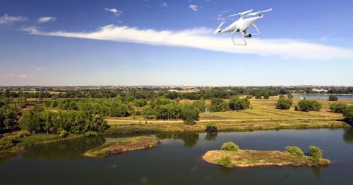 drones y el medio ambiente