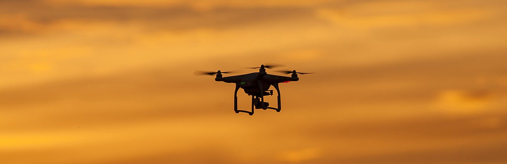 drones for environmental monitoring uses