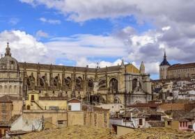 ciudades medievales toledo