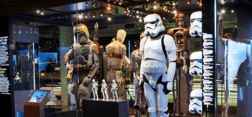 exposiciones de verano londres star wars
