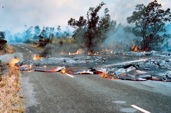 hawaiian volcanoes kilauea