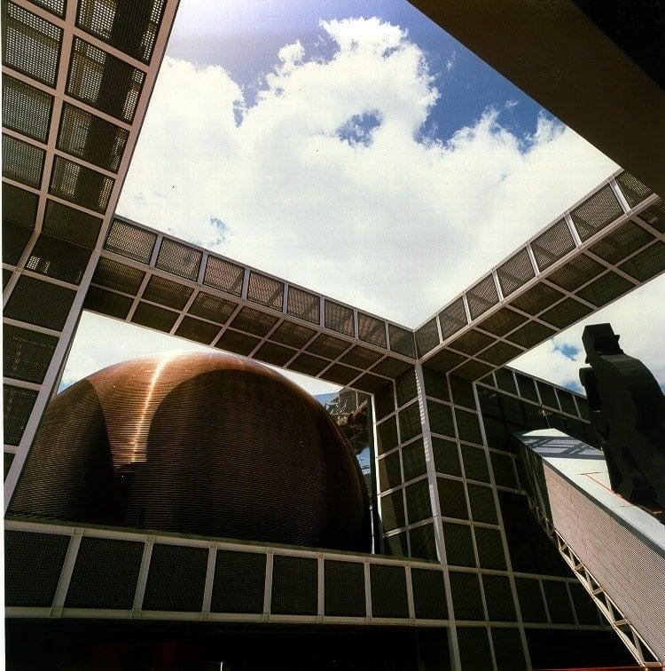Expo 92 Sevilla Pabellón de Descubrimientos