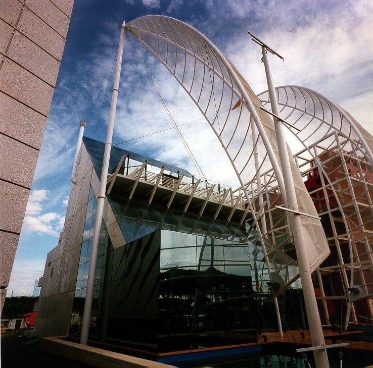 Expo 92 Sevilla Pabellón de Baleares