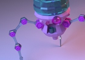 materiales inteligentes robots micro y nano