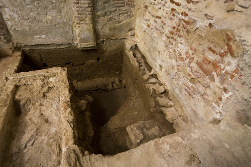 archaelogical mysteries of church spain