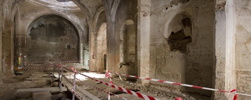 iglesia de santa catalina sevilla